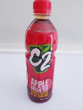 C2 Green Tea Apple 500mL