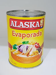 Alaska Evaporated Cream 380g
