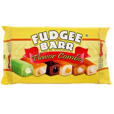 Fudgee Barr - Flavour Combo 400g