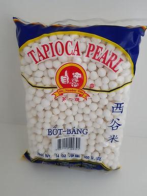 No. 1 Tapioca Pearl White (Large) 400g