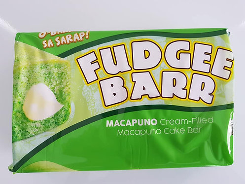 Fudgee Barr Macapuno (10 packs) 390g