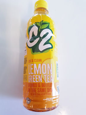 C2 Yellow Lemon Tea 500mL