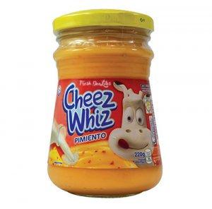 Kraft Cheez Whiz Pimiento 210g