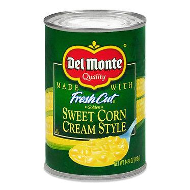 Del Monte Golden Sweet Corn Cream Style 418g