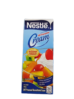 Nestle All Purpose Cream 250mL