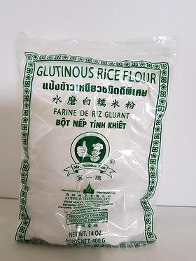No.1 Glutinous Rice Flour 400g