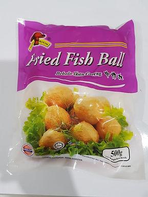 Mushroom Fried Fish Ball 500g