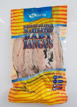 Seaking Boneless Baby Milkfish (Bangus) - Marinated 420g