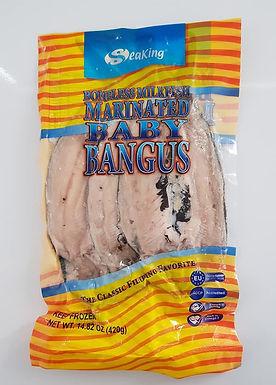 Seaking Boneless Baby Milkfish (Bangus) - Marinated 420g