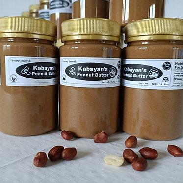Kabayan's Peanut Butter 420g