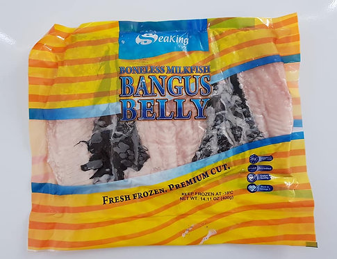 Seaking Boneless Milkfish (Bangus) Belly 400g