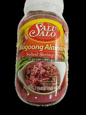 Salu Salo Salted Shrimp Fry 340g