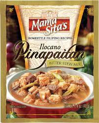 Mama Sita's Bitter Stew (Ilocano Pinapaitan) Mix 40g