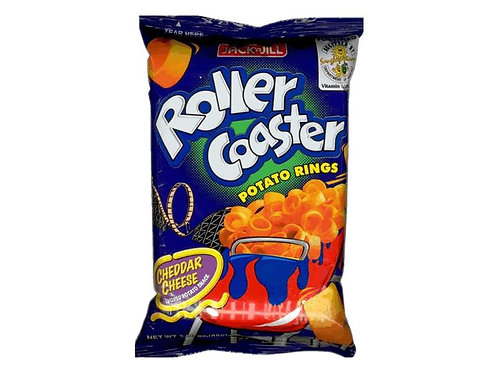 J&J Roller Coaster Cheddar 85g