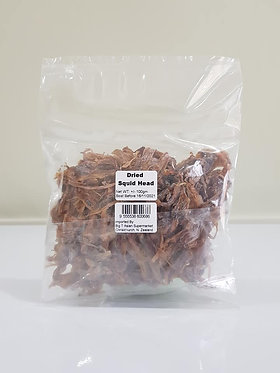Dried Squid Head 100g