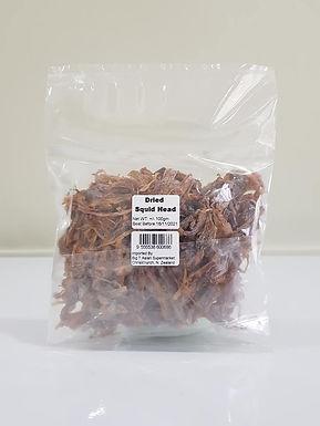 Dried Squid Head 100g