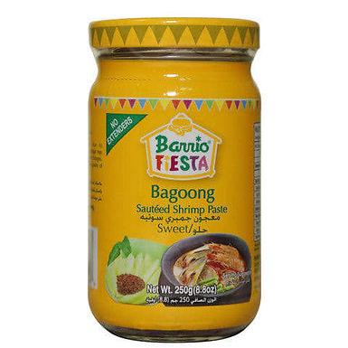 Barrio Fiesta Shrimp Paste Sweet 250g