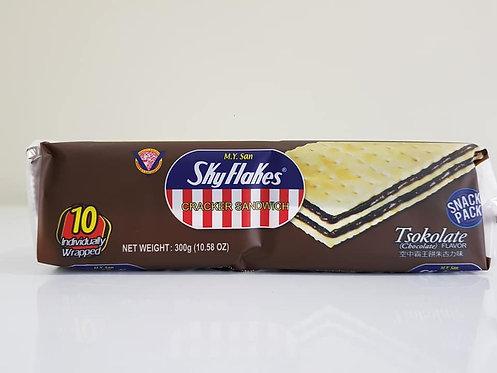 M.Y. San Skyflakes Chocolate 300g