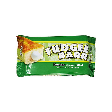 Fudgee Barr - Durian Delight  400g
