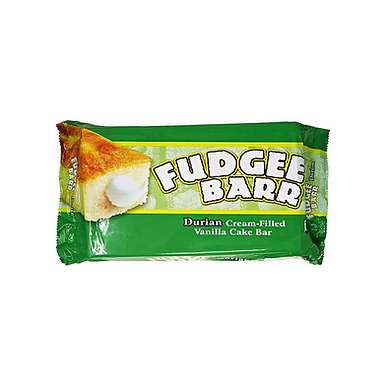 Fudgee Barr - Durian Delight  400g