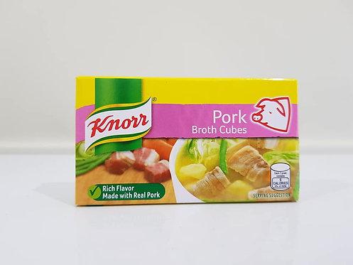 Knorr Cubes Pork Flavour 60g