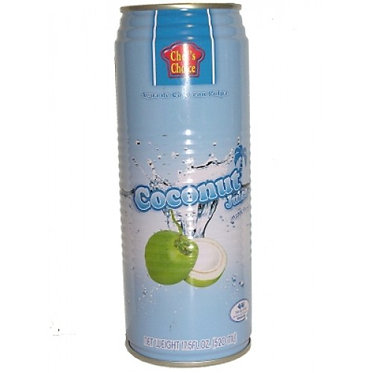 Chef's Choice Coconut Juice with Pulp 520mL