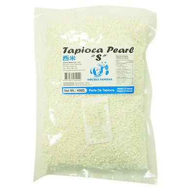 Penta Tapioca White Pearls (Small) 400g