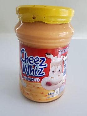 Kraft Cheez Whiz Pimiento 440g