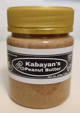 Kabayan's Peanut Butter 210g
