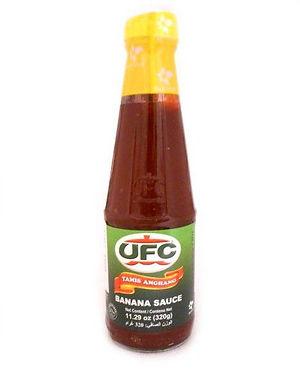 UFC Banana Catsup - Regular 320g