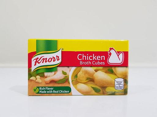 Knorr Cubes Chicken Flavour 60g