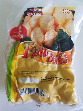 Marby Fish Balls 500g - Central, East and South Auckland Only