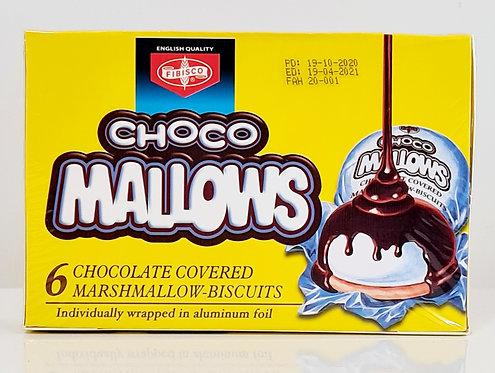 Fibisco Chocolate Mallows 100g