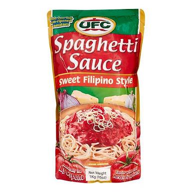 UFC Spaghetti Sauce (Sweet Filipino) 1kg