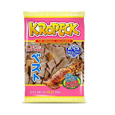 Kropeck Besuto Squid 250g