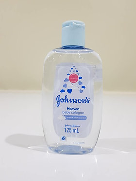 Johnson & Johnson Baby Cologne Heaven 125mL