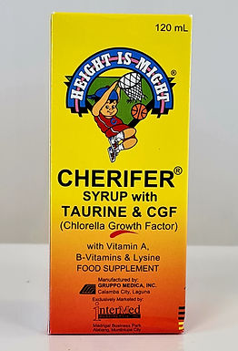 Cherifer Syrup 120mL