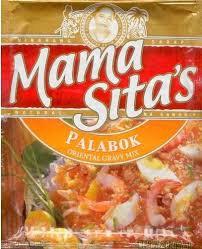 Mama Sita's Palabok (Orienta Gravy) Mix 57g