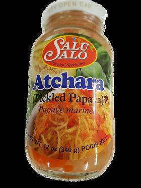 Salu Salo Pickled Papaya Atsara 340g