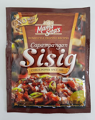 Mama Sita's Citrus-Pepper Spice (Sisig) Mix 40g
