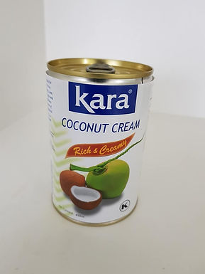 Kara Coconut Cream Can 400mL