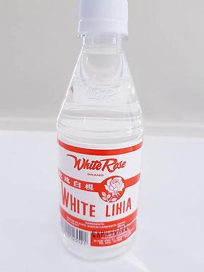 White Rose Lye Water Bottle 350mL