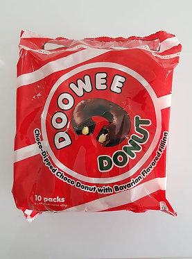 Doowee Donut - Chocolate (10 packs) 420g