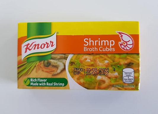 Knorr Cubes Shrimp Flavour 60g