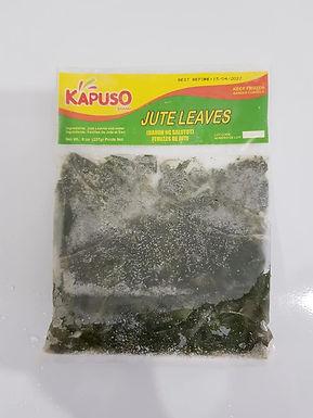 Kapuso Frozen Jute Leaves (Saluyot) 227g