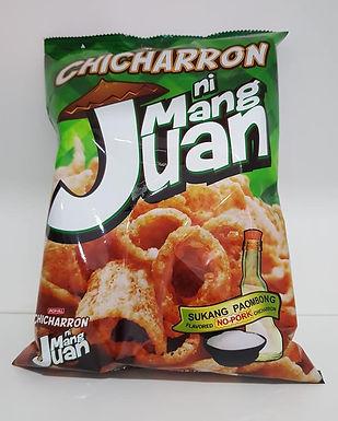 J&J Chicharron Ni Mang Juan Sukang Paombong 90g