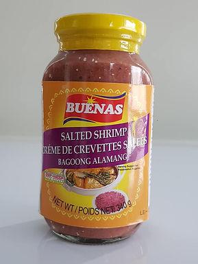 Buenas Salted Shrimp Fry 340g