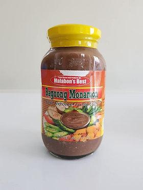 Malabon Salted Bagoong Monamon 340g