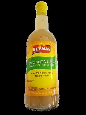 Buenas Coconut Vinegar 750mL