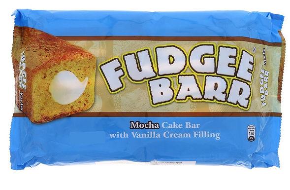 Fudgee Barr - Mocha 390g